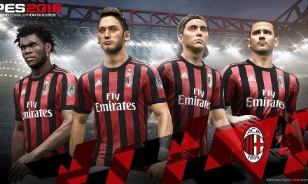AC Milan and Konami Announce Global Partnership