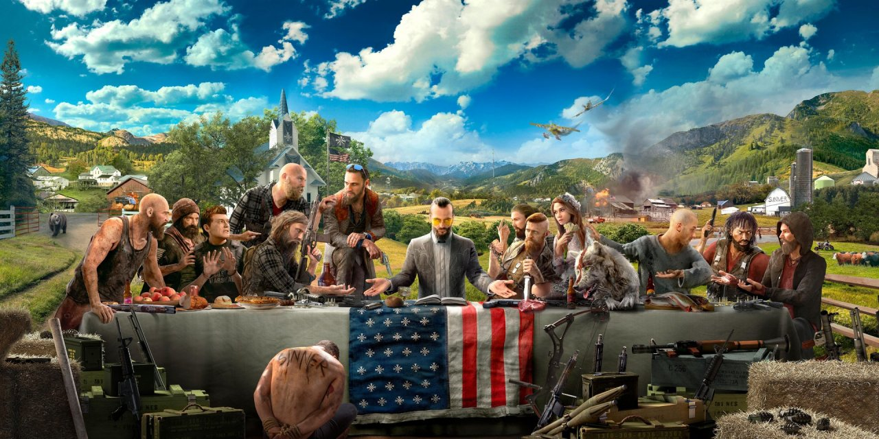 Far Cry 5 'The Baptism' Live Action Trailer