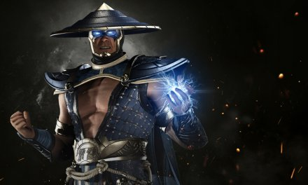 Injustice 2 Trailer Showcases Raiden Gameplay