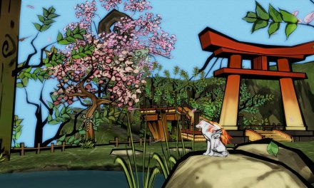 Okami HD Arrives on Nintendo Switch