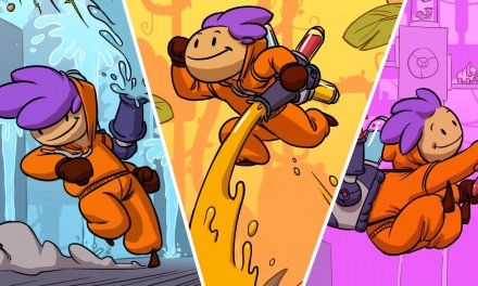 Review – Splasher (PS4)