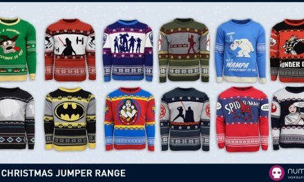 Numskull Introduce Official 2017 Christmas Jumper Range