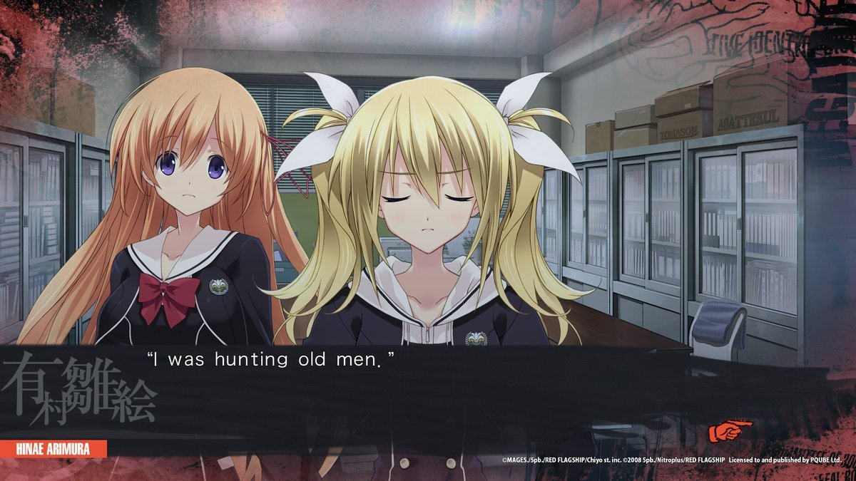 Game Hype - Chaos;Child
