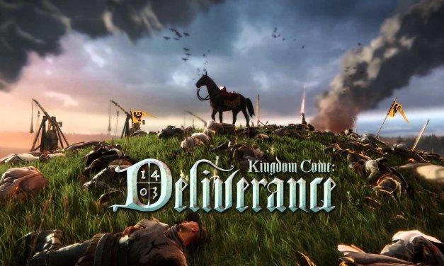 Kingdom Come Deliverance Launch Trailer