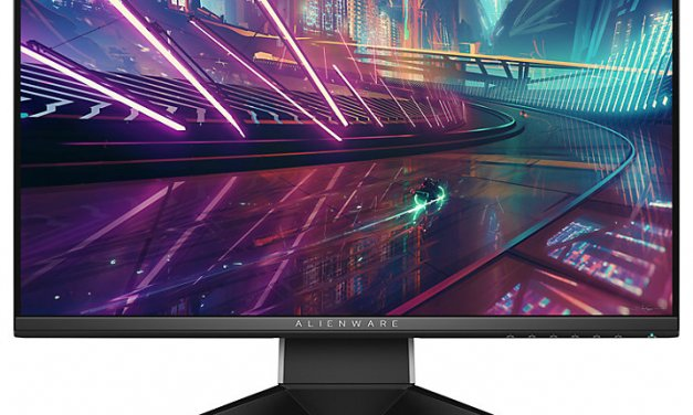 Review – Alienware AW2518H Monitor