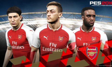 PES 2018 Arsenal Partnership Revealed