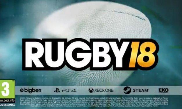 Rugby18 Pre-order Bonus
