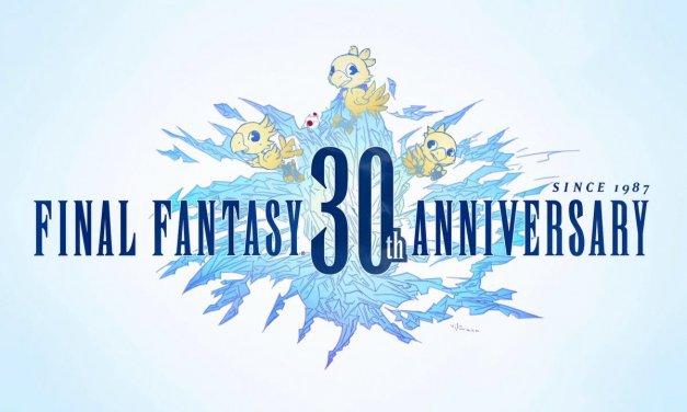 Final Fantasy 30th Anniversary – Bettsy's Journey To Zanarkand And Back