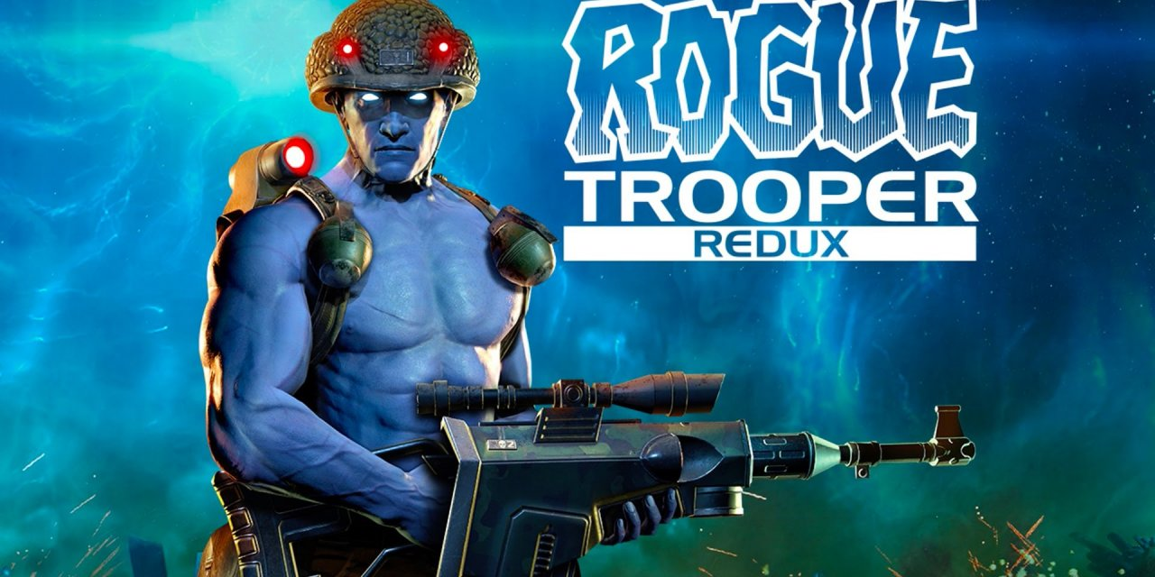 Review – Rogue Trooper Redux
