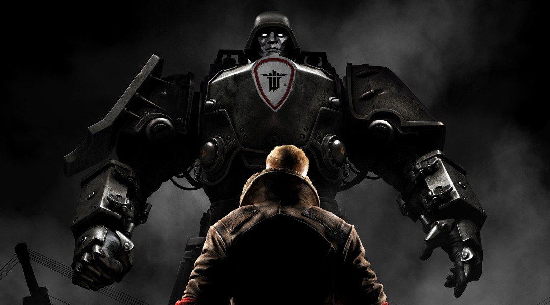 Wolfenstein II: The New Colossus Merchandise Available at GAME