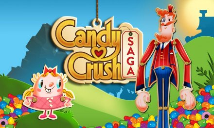 Candy Crush Saga Celebrates 5 Years!