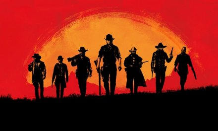 Red Dead Tinted Glasses