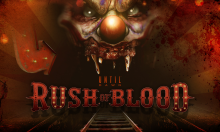 PS Plus Pick – Until Dawn : Rush of Blood