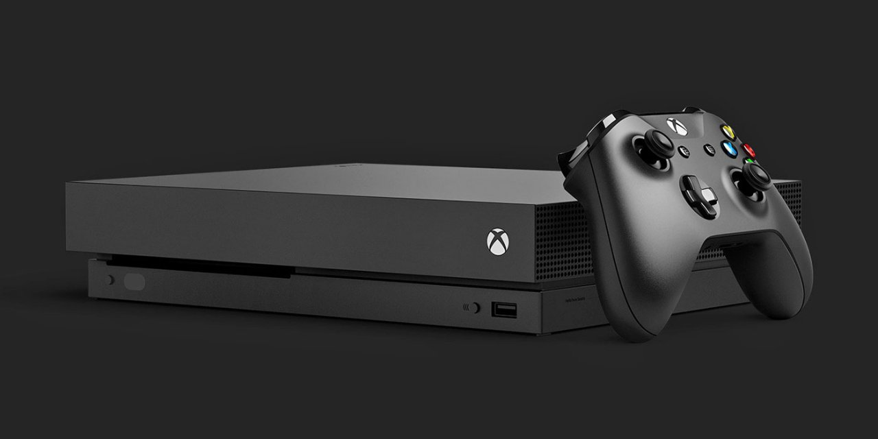 Xbox One X GAME Launch Trade-in Offer Revealed