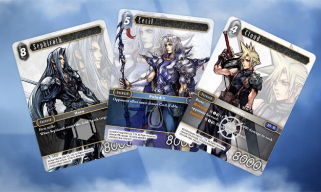 Final Fantasy Trading Card Game Ships Over 110 Million!