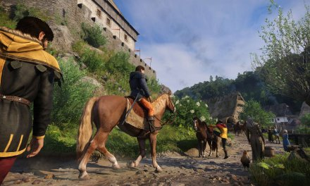 Kingdom Come: Deliverance Has a New Gameplay Trailer