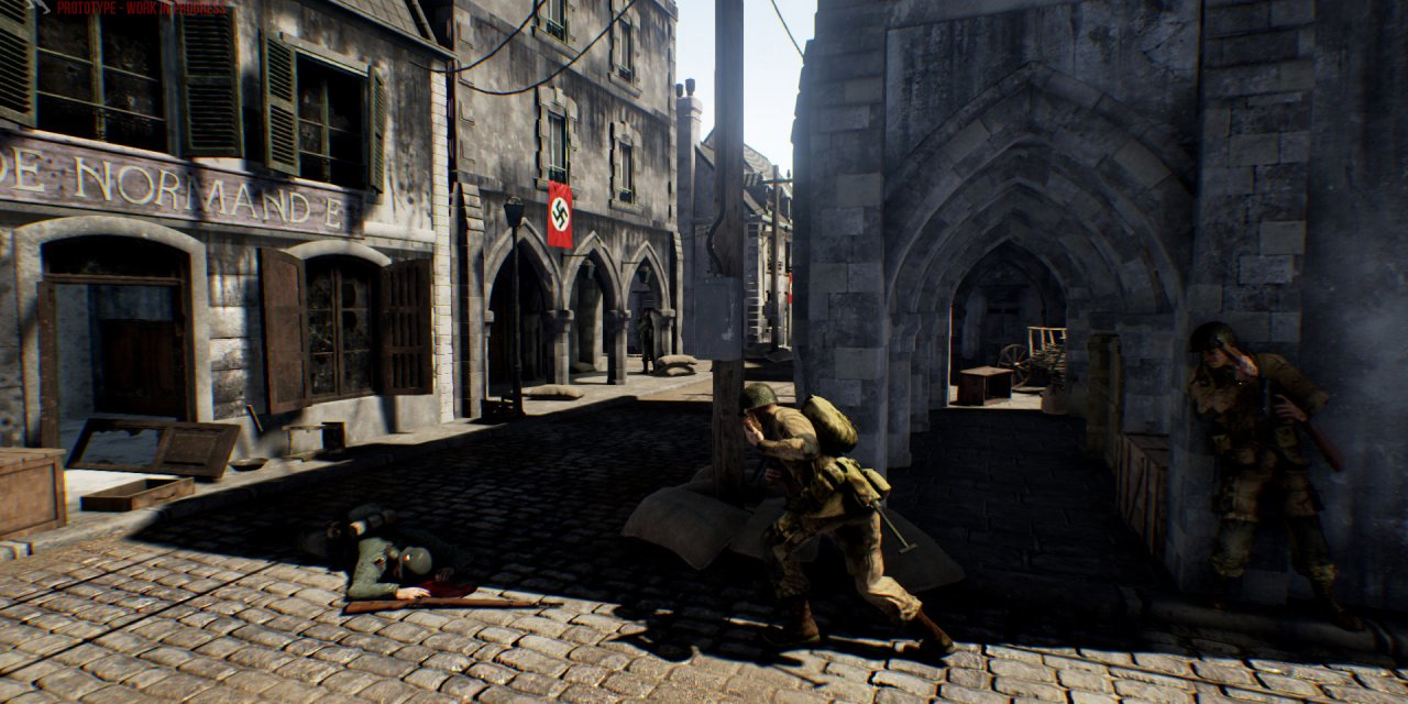 Battalion 1944 Hits Early Access Next Month