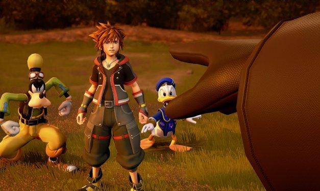 Kingdom Hearts III Smashes Franchise Sales Record