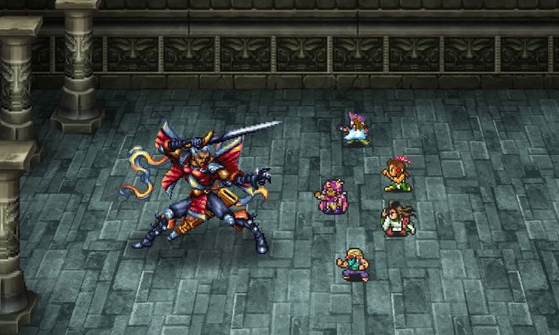 Romancing SaGa 2 Getting Re-Release Next Week