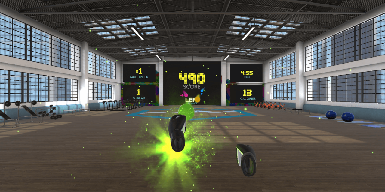 BOXVR Aims To Help You Get Fighting Fit!