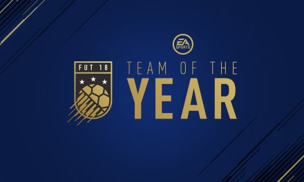 EA SPORTS FIFA Team of The Year Nominees Revealed