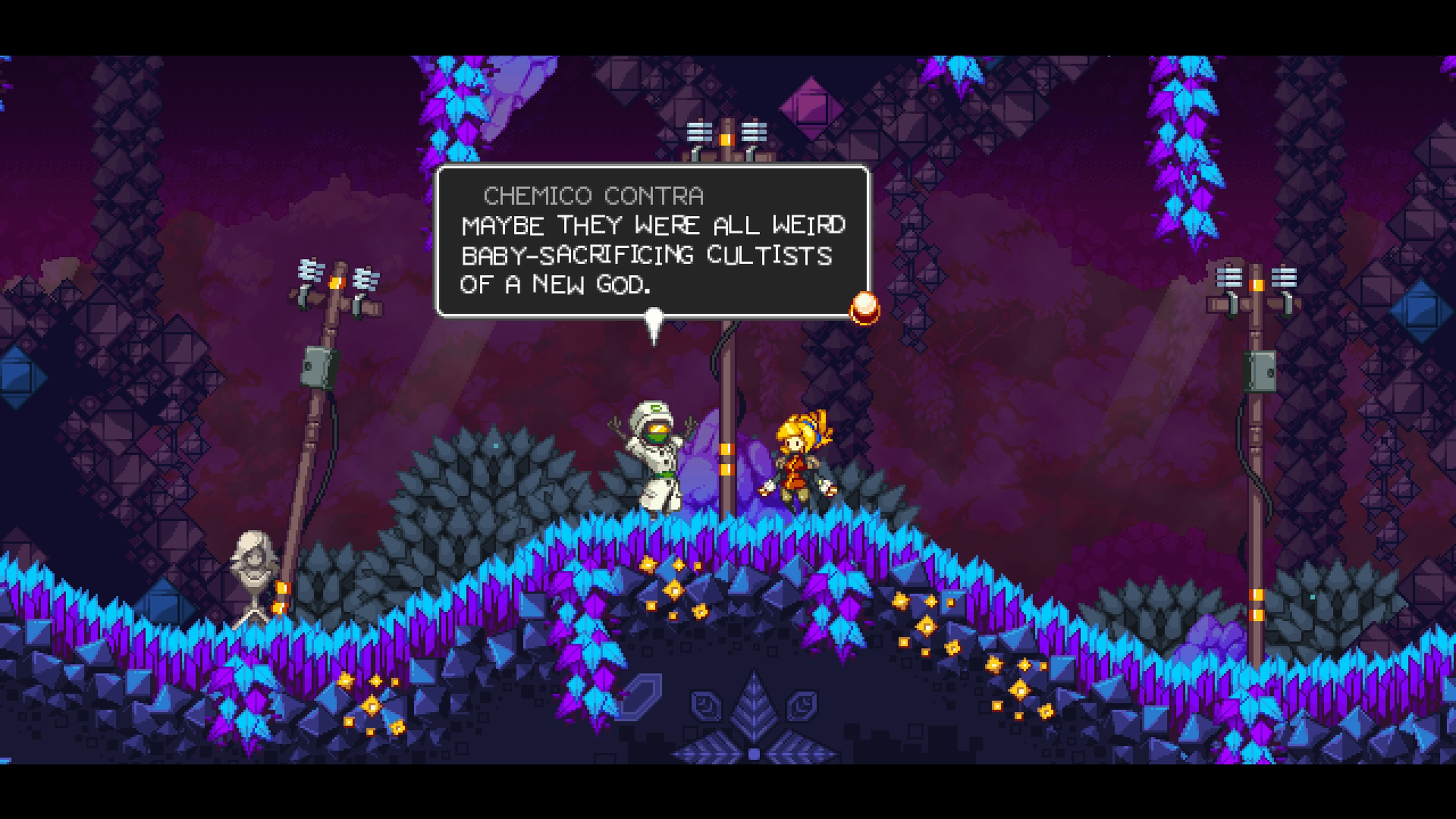 Game Hype - Iconoclasts