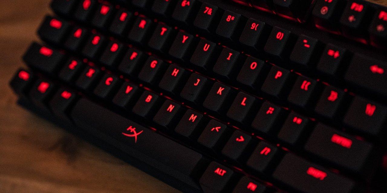 HpyerX Unveil New Gaming Peripherals