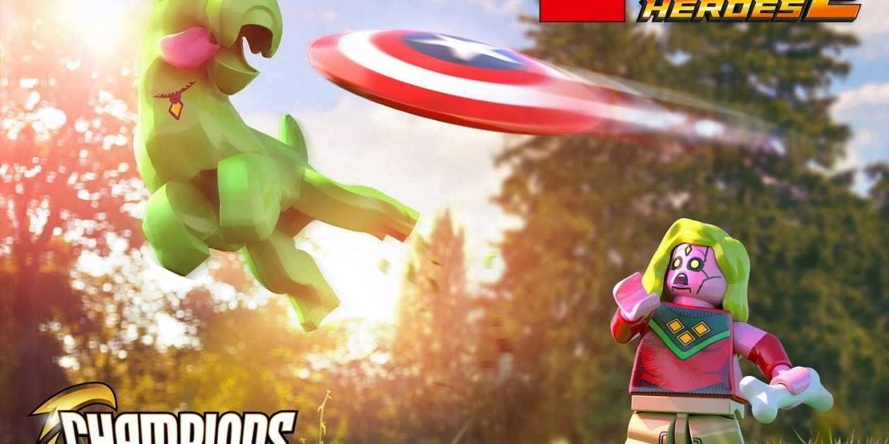 LEGO Marvel Super Heroes 2 'Champions' DLC Characters Revealed