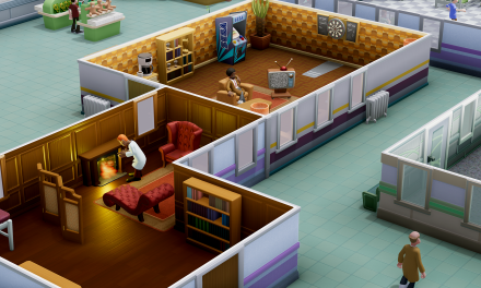 Two Point Hospital Announced