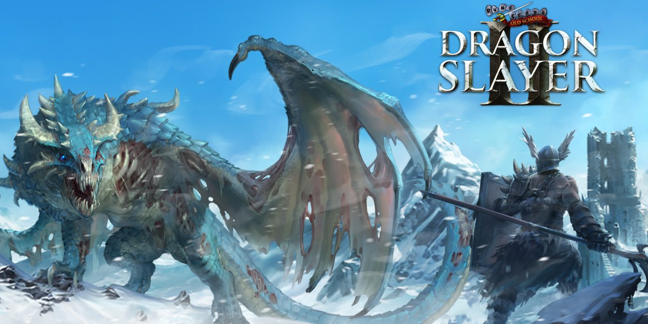 Old RuneScape releases  Dragon Slayer II