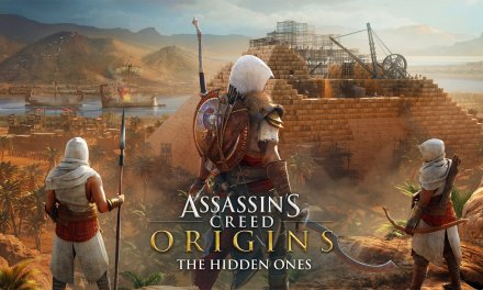Assassin's Creed Origins 'The Hidden Ones' DLC Launch Trailer