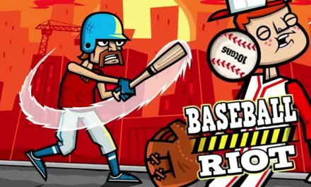 Review – Baseball Riot (Nintendo Switch)