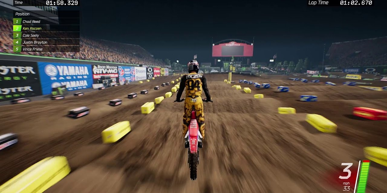 Monster Energy Supercross Track Editor Revealed