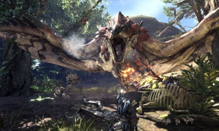 Monster Hunter: World Introduces Elder Dragons
