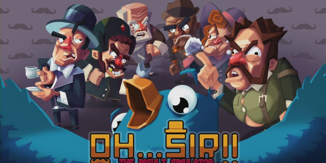 Oh…Sir!! The Insult Simulator Switches it Up This Week
