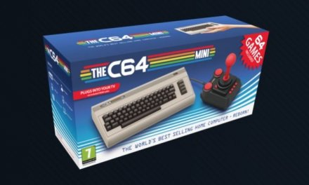 THEC64 Mini Has a March Release Date