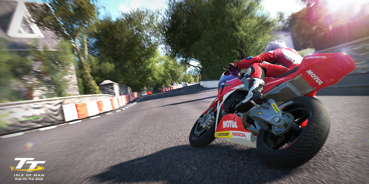 TT Isle of Man Is Racing in This March