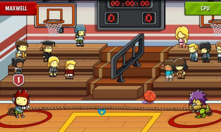 Scribblenauts Showdown Set For March