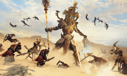 Total War: Warhammer 'Tomb Kings' DLC Pack Out Now