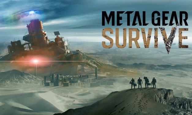 Review – Metal Gear Survive (PS4)