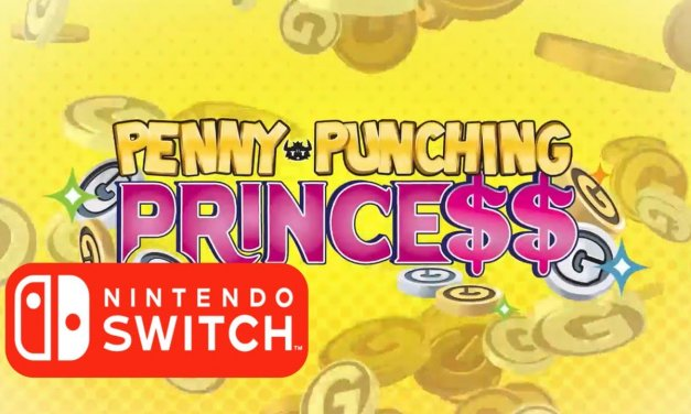 Penny Punching Princess, UK Bound March 30th 2018