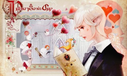 Love is In The Air as Valentione's Day comes to Final Fantasy XIV