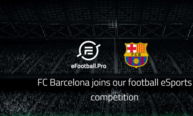 FC Barcelona First Club To Join Konami's eFootball.Pro League