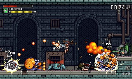 Mercenary Kings Reloaded Edition Launch Trailer