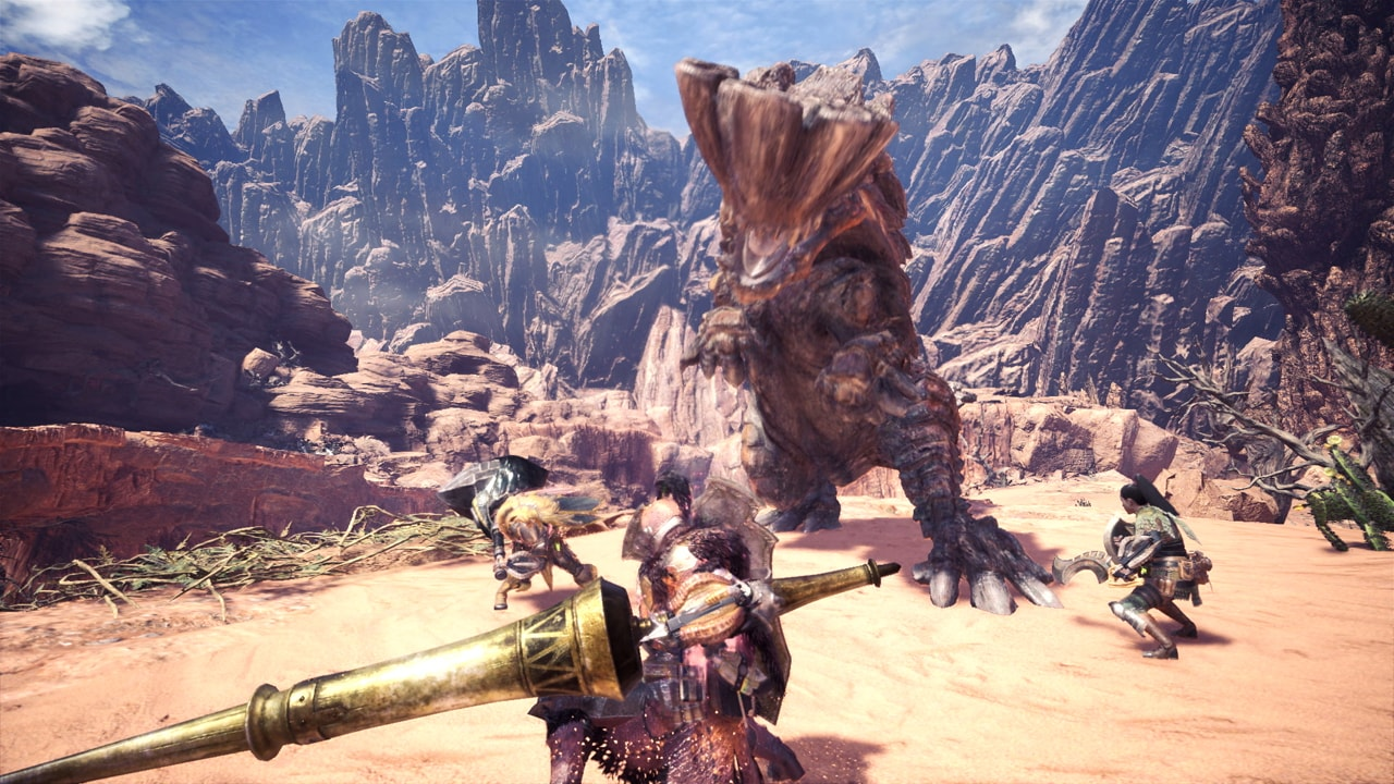 Review - Monster Hunter: World (PS4) | Game Hype