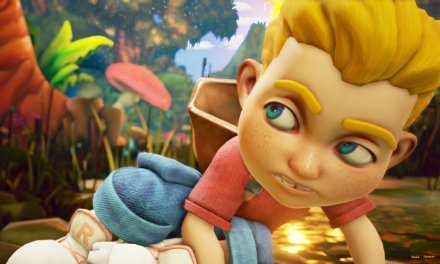 Review – Rad Rodgers (PS4)