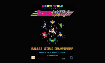 Meow Wolf Galaga World Championship Qualification Still Open