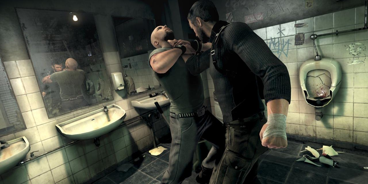 Splinter Cell Conviction Backwards Compatible on Xbox One