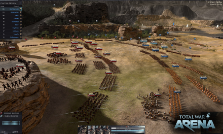 Total War: ARENA Open Beta Dated
