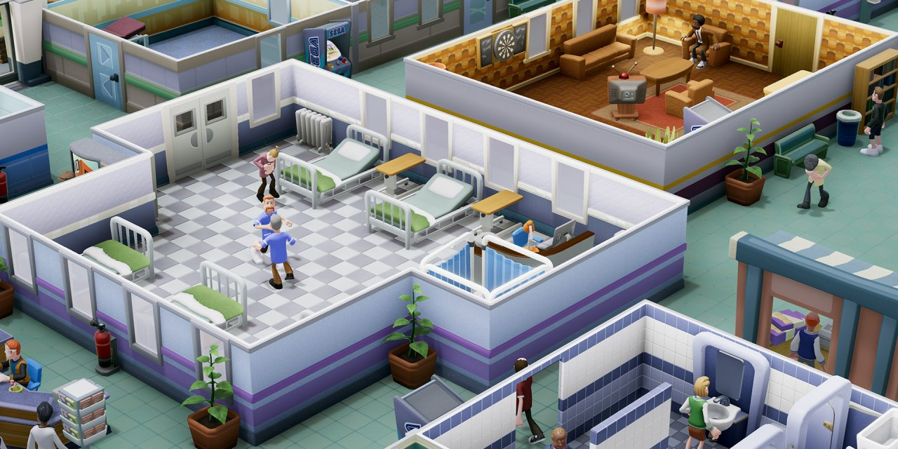 Two Point Hospital: Jumbo Edition coming to Console in March